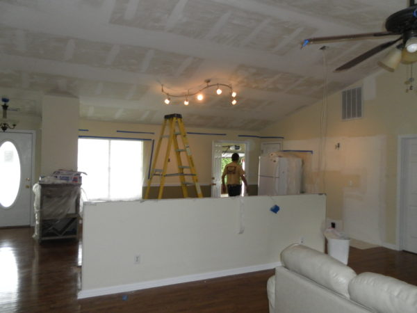 case of our remodel